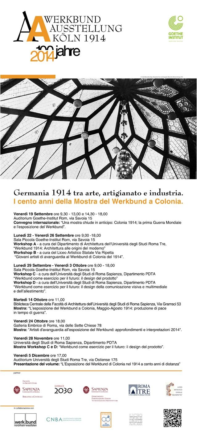 Werkbund Ausstellung koln 1914